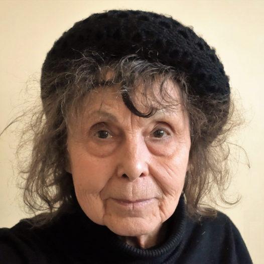 Komponisten Sofia Gubaidulina. Tallinn 13. oktober 2016