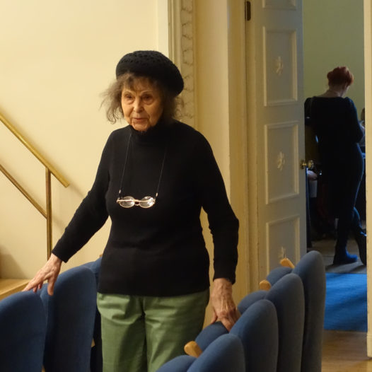 Sofia Gubaidulina, Estonia Konsertsal, Tallinn, 13.10.2017