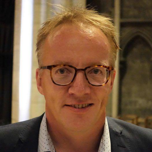 Jens Storli, programsjef for Olavsfestdagene. Trondheim 01.08.2017