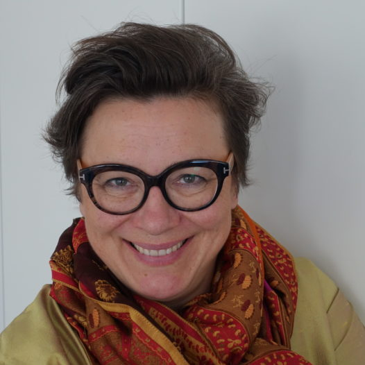 Lilli Paasikivi, operasjef ved Finlands nasjonalopera. Helsinki 13.09.2017