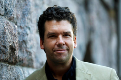 Komponist Sebastian Fagerlund