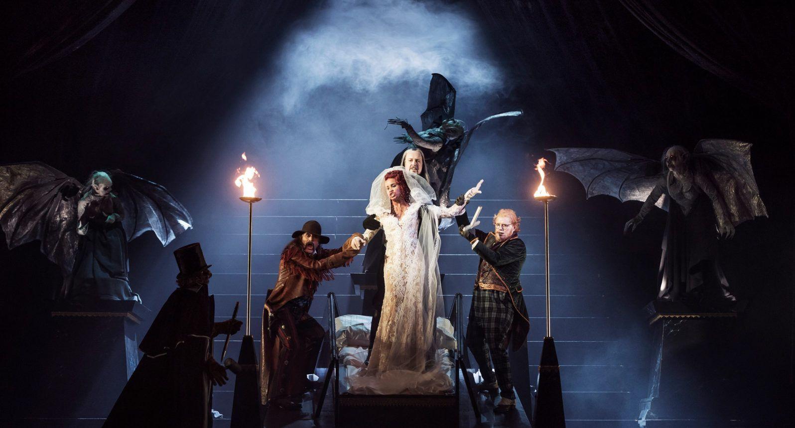 Dracula på Kungliga Operan 2017