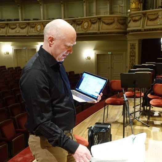 Geir Draugsvoll, Semperoper, Dresden, 4.3.2017