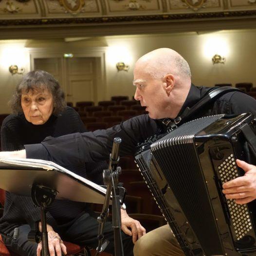 Gubaidulina og Draugsvoll, Semperopera, Dresden, 4.3.2017 - 95