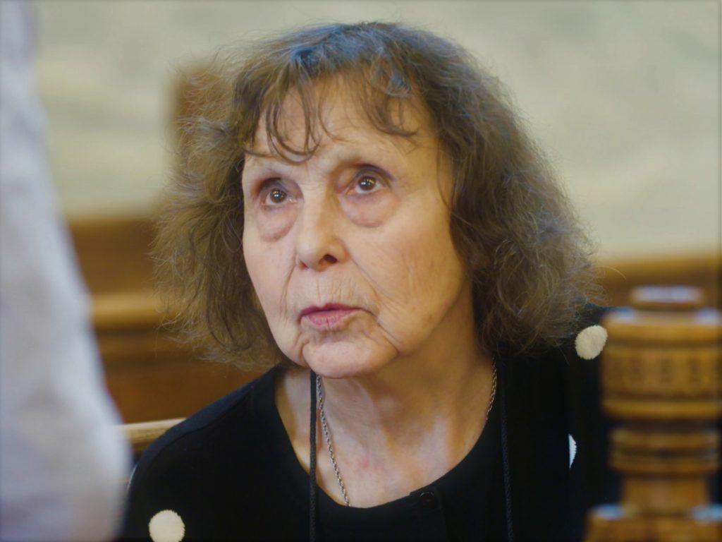 Sofia Gubaidulina. Foto Anita Vedå, Festspillene i Bergen