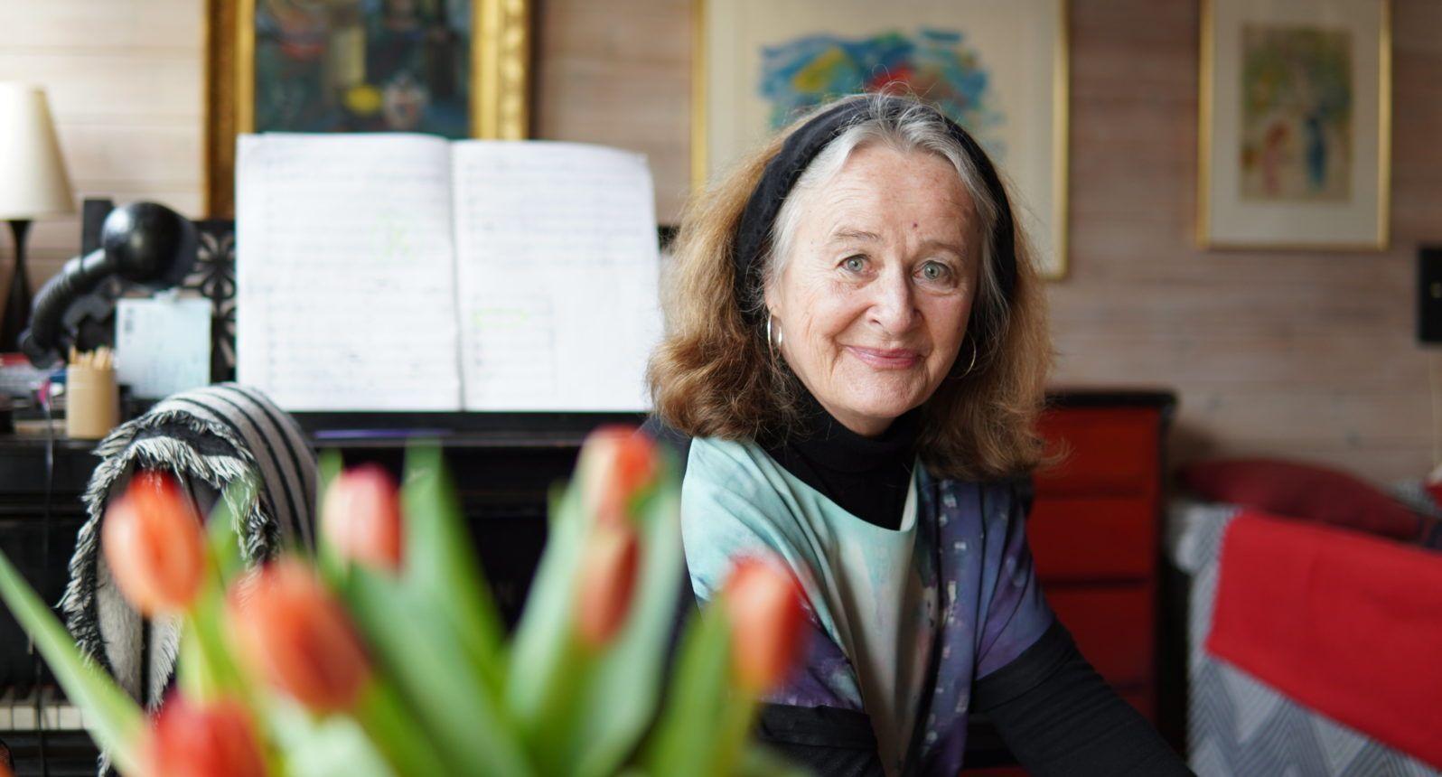 Komponisten og skribenten Synne Skouen