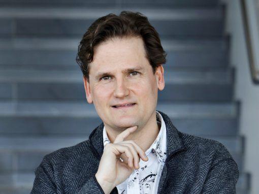 Komponisten Olli Mustonen. Foto Heikki Tuuli