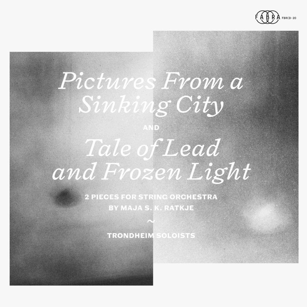 Coveret til Ratkjes nye CD med Trondheimsolistene