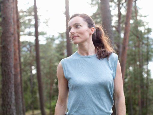Komponisten Maja S. K. Ratkje